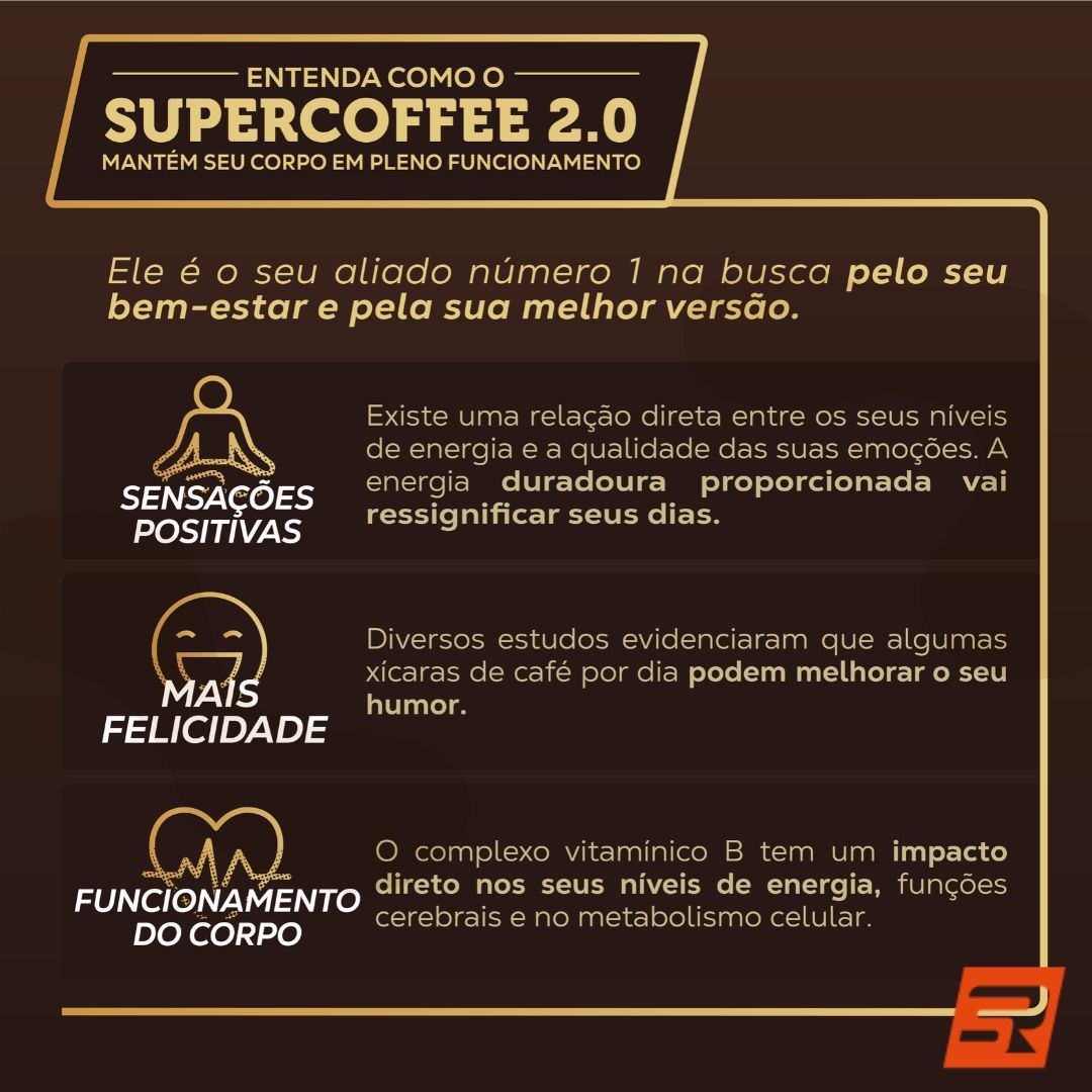 SuperCoffee 2.0 | CAFFEINE ARMY