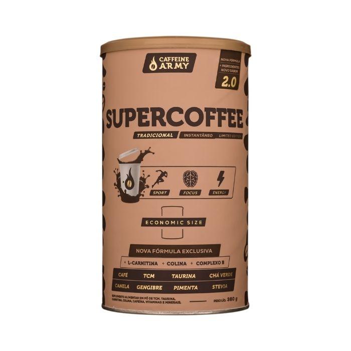SuperCoffee 2.0 Economic Size | CAFFEINE ARMY