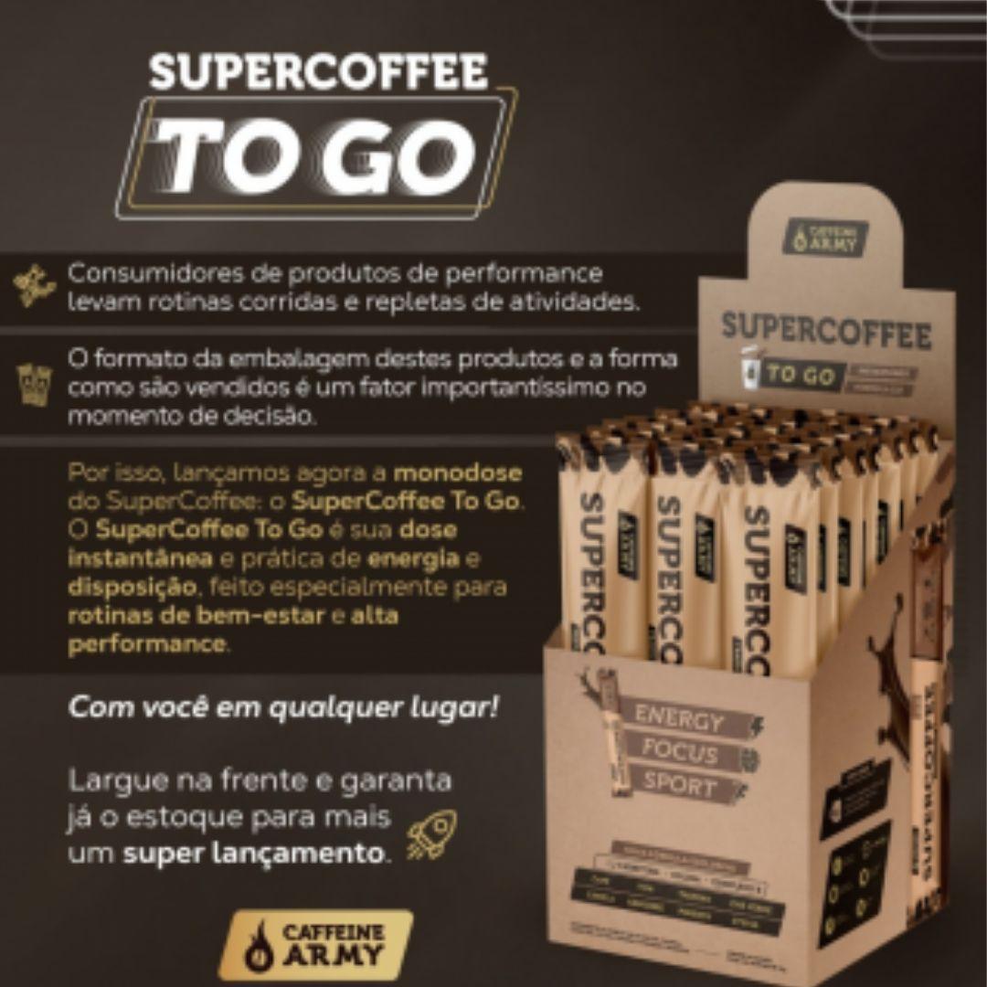 SuperCoffee 2.0  To Go | CAFFEINE ARMY