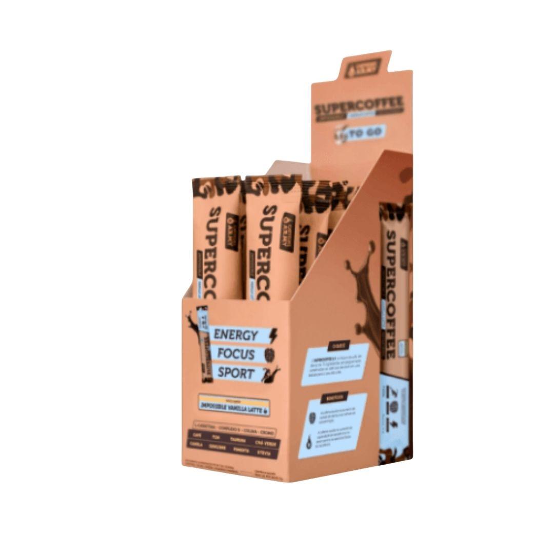 SuperCoffee Impossible Vanilla Latte To Go| CAFFEINE ARMY