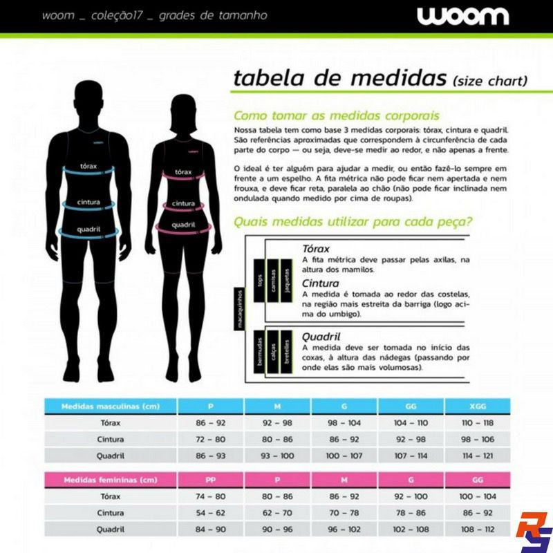 Top de Compressão - X-FIT Running | WOOM
