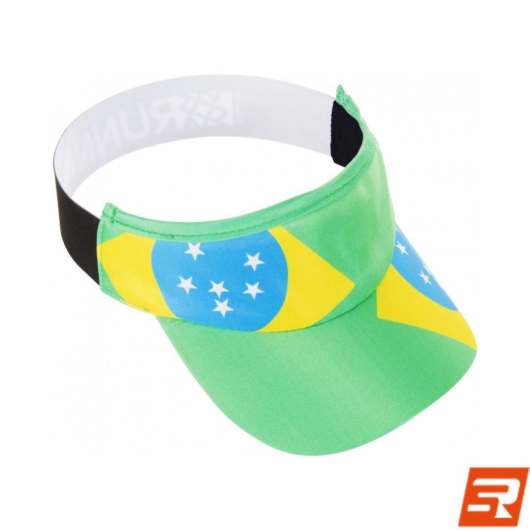 Viseira com Elásticos - Brasil | HUPI