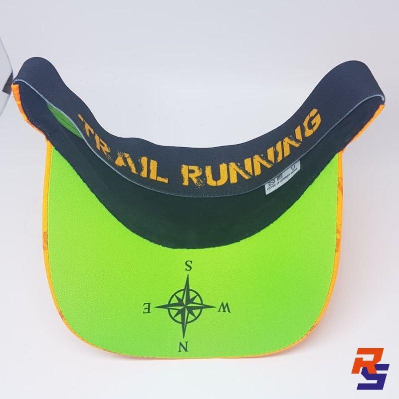 Viseira com Elásticos - Trail Run | FAST PACE