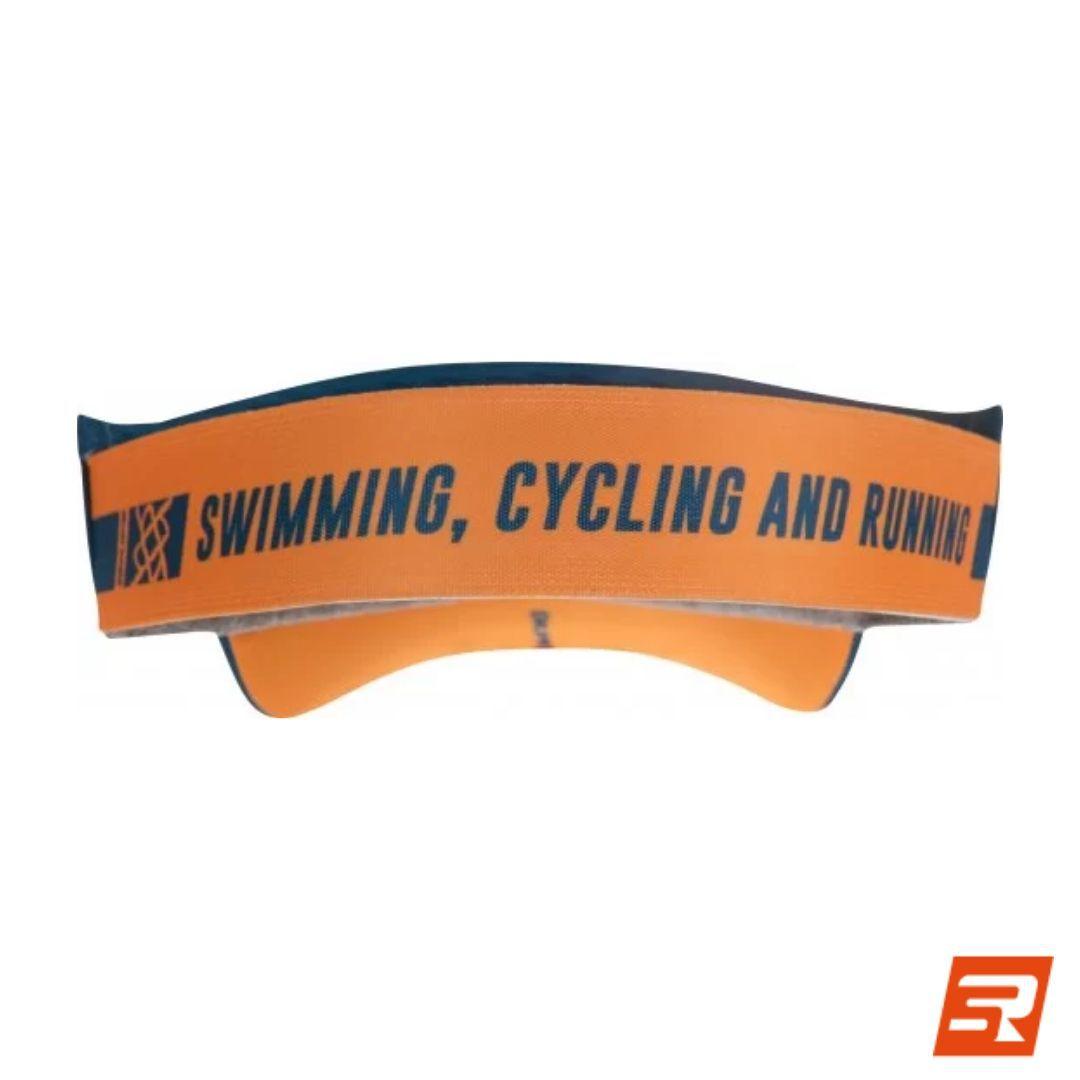 Viseira com Elásticos - Triathlon   HUPI
