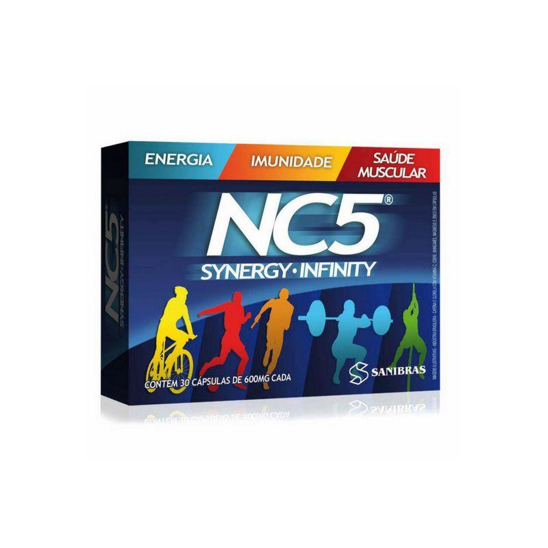 Vitamínico Esportivo - NC5 Synergy Infinity   SANIBRAS
