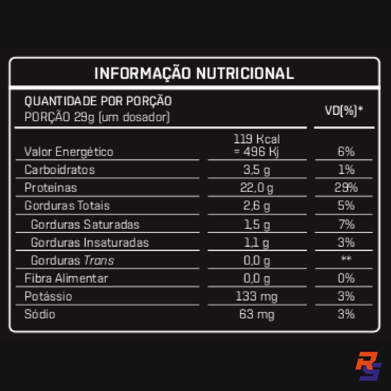 Whey Protein Concentrado | DUX