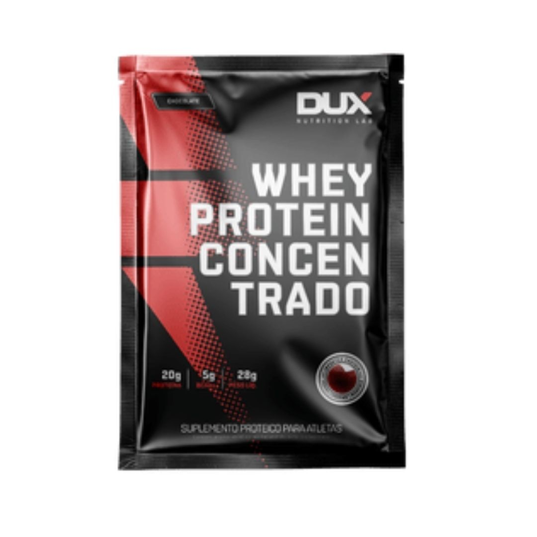Whey Protein Concentrado Sachê | DUX