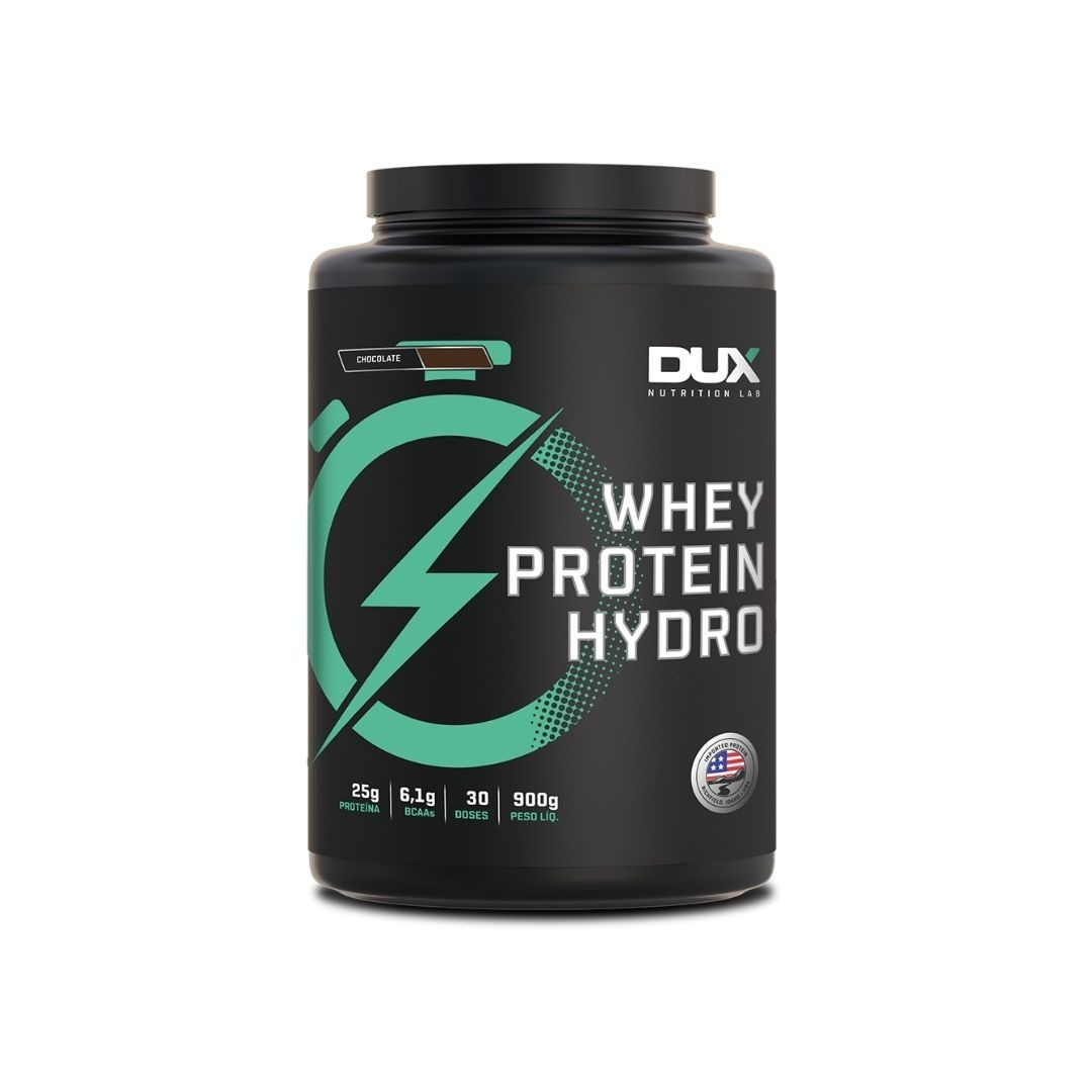 Whey Protein Hydro - Pote 900g | DUX