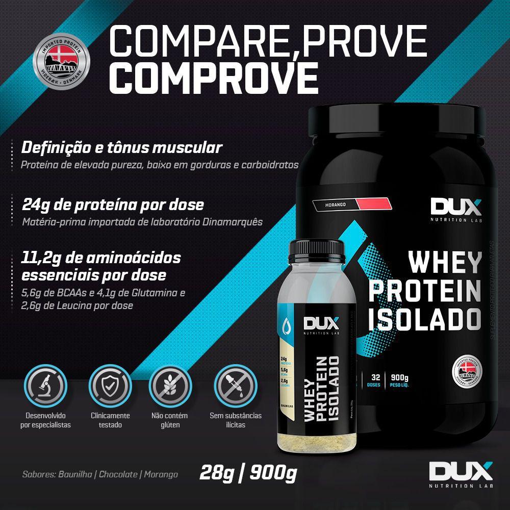 Whey Protein Isolado RTS   DUX
