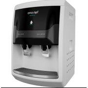 Bebedouro de Mesa / balcão  Refrigerado por Compressor New Up Evidence Branco