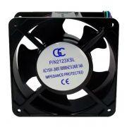 Microventilador Axial E11 Aluminio Bivolt  ( SIMILAR ) GC
