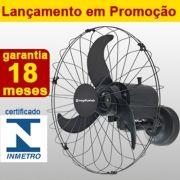 Ventilador Industrial De Parede 60 Cm Oscilante Bivolt