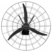 Ventilador Parede Industrial 1 METRO Preto Premium  Ventisol