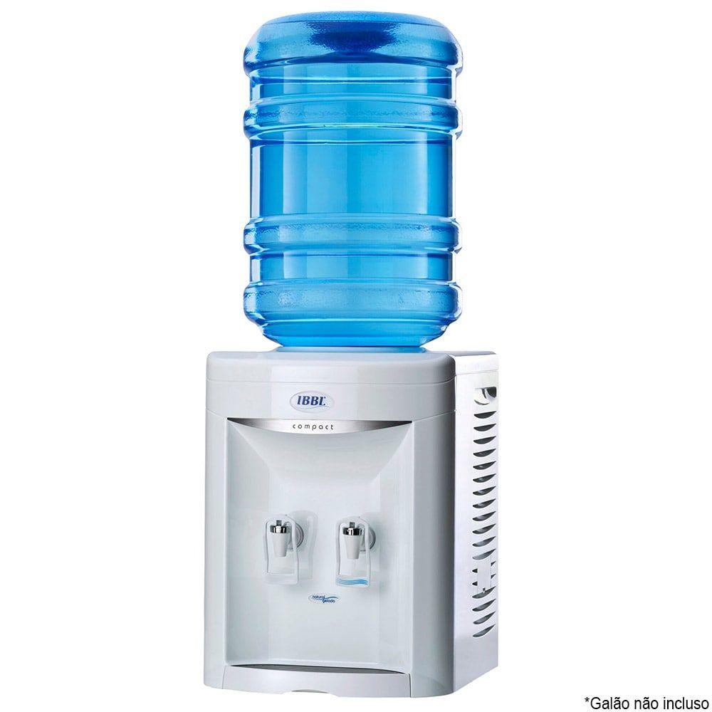 Bebedouro de Água IBBL Compacto (Compact) Modelo FN2000 Branco