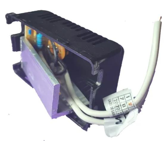 Controlador Dimmer Rotativo 3000w Bivolt