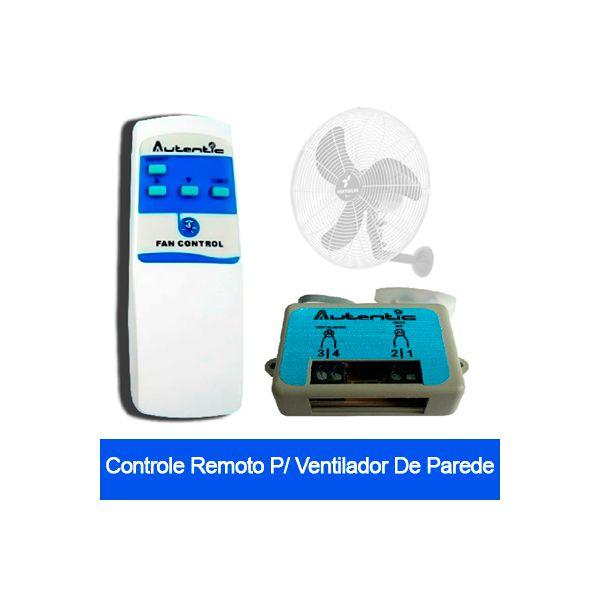 Controle Remoto P/ Ventilador De Parede Modelo Vp2