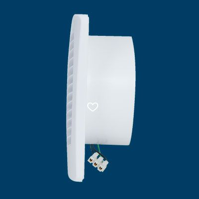 Exaustor Para Banheiro ITC 150 BRANCO