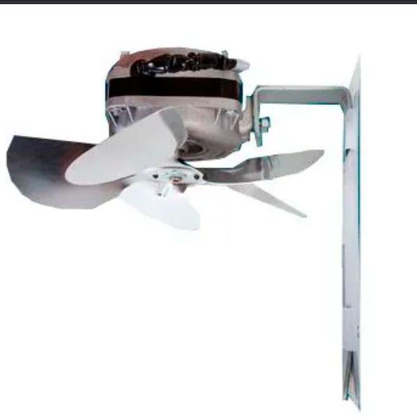 Exaustor para churrasqueira 200 mm S/Iluminação - ITC