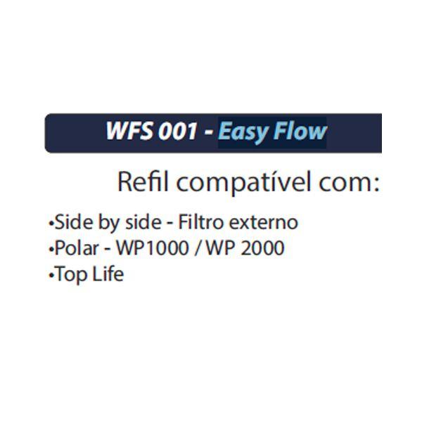 FILTRO REFIL EASY FLOW - ( Polar WP 200 ) - WFS 001