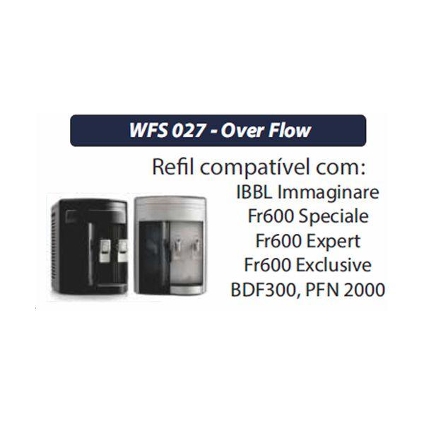 Filtro Refil Over Flow ( C+3 IBBL ) - WFS 027
