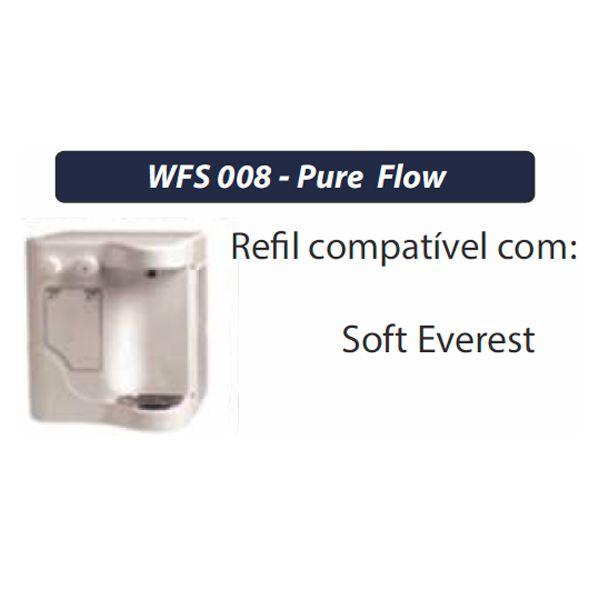 Filtro Refil Pure Flow ( Soft Everest ) - WFS-008