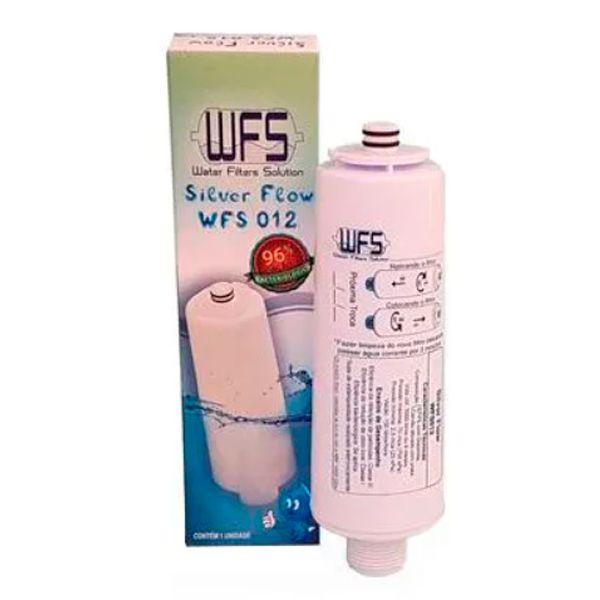 Filtro Refil Silver Flow ( Libell Acquaflex ) - WFS 012