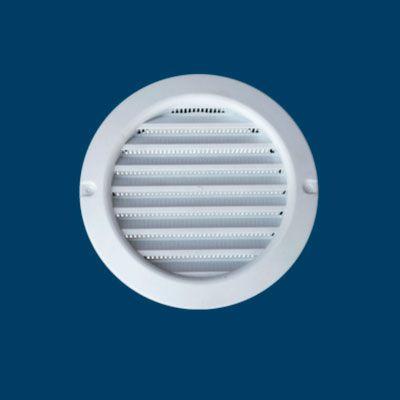 Grade de ventilação ITC Plástica para duto de 150 mm GR 150