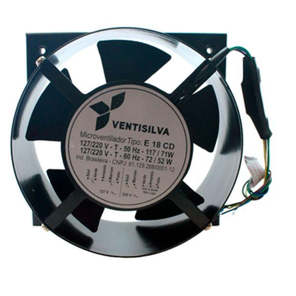 Microventilador Ventisilva Axial E18 CD