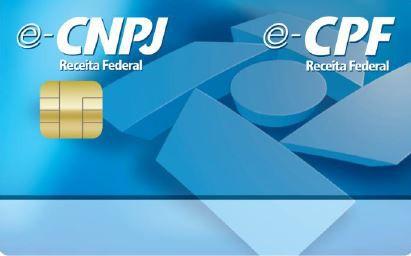 Mídia Avulsa Cartão Smart Card Para Certificado Digital