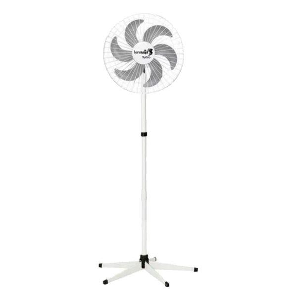 Ventilador de Coluna / Pedestal Tufão BRANCO 50 cm Loren Sid  ( Bivolt )