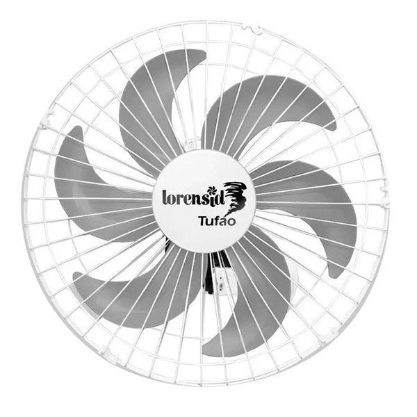 Ventilador de Parede Tufão 50cm Branco Loren Sid.