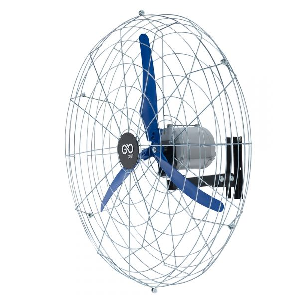 Ventilador Industrial de Parede 100 cm Fixo Bivolt- Goar