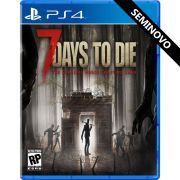 7 Days to Die - PS4 (Seminovo)