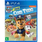 A Patrulha Canina Está com Tudo - PS4