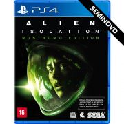 Alien Isolation Nostromo Edition - PS4 (Seminovo)