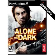 Alone in the Dark - PS2 (Seminovo)