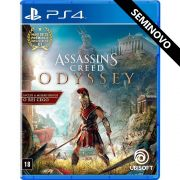 Assassin's Creed Odyssey - PS4 (Seminovo)