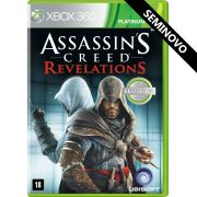 Assassin's Creed Revelations - Xbox 360 (Seminovo)