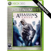 Assassin's Creed - Xbox 360 (Seminovo)