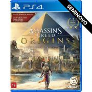 Assassins Creed Origins - PS4 (Seminovo)