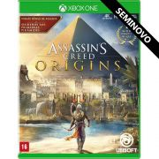 Assassins Creed Origins - Xbox One (Seminovo)