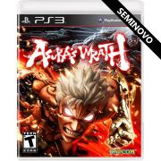 Asuras Wrath - PS3 (Seminovo)