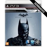 Batman Arkham Origins - PS3 (Seminovo)