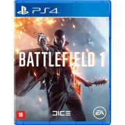 Battlefield 1 - PS4 (Seminovo)