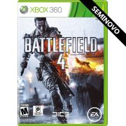 Battlefield 4 - Xbox 360 (Seminovo)
