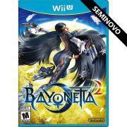 Bayonetta 2 - Wii U (Seminovo)