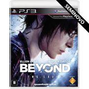 Beyond Two Souls - PS3 (Seminovo)