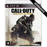 Call of Duty Advanced Warfare - PS3 (Seminovo)