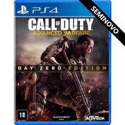 Call of Duty Advanced Warfare - PS4 (Seminovo)