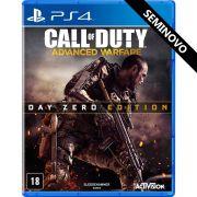 Call of Duty Advanced Warfare - PS4 (Seminovo)